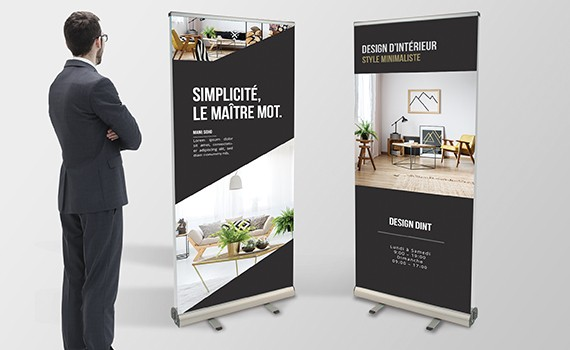 Roll-up XL 100x200 cm