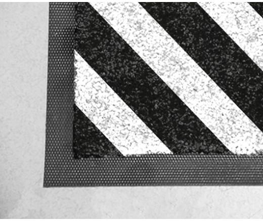 Tapis personnalisé  60 x 80 cm