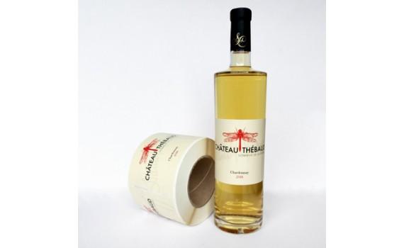 etiquette-vin-papier-creme