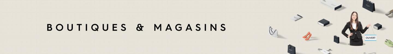 Sélection par métier - Magasins