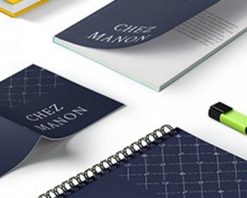 Brochures reliées
