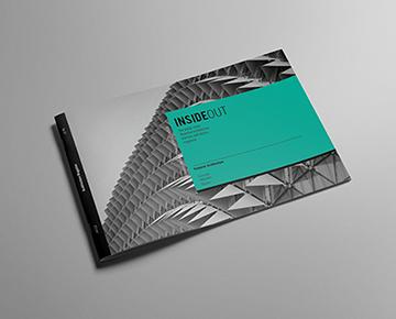Votre brochure agrafée A5