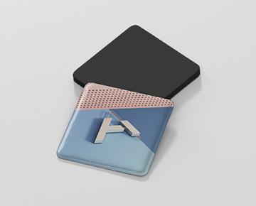 Créez vos magnets rigides carrés