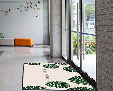 Personnalisez vos tapis