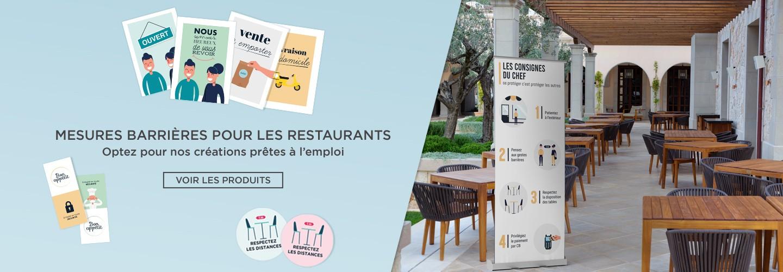 Equipement pour les restaurants